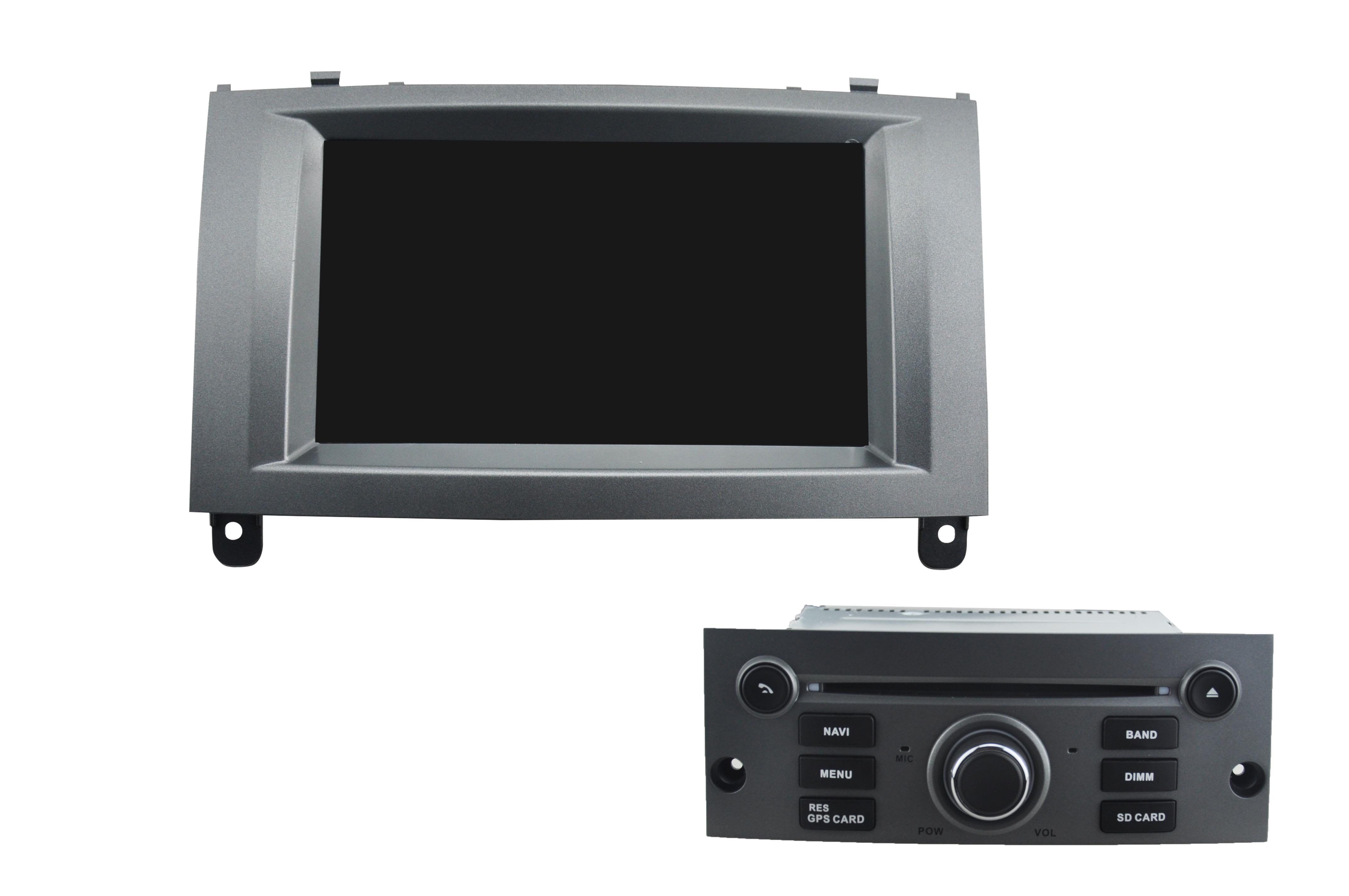 speci ln autor dio s dvd gps pro peugeot 407 ax58 androidr dia. Black Bedroom Furniture Sets. Home Design Ideas